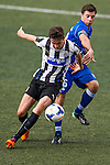 Newcastle United vs Hong Kong Football Club during the Day 2 of the HKFC Citibank Soccer Sevens 2014 on May 24, 2014 at the Hong Kong Football Club in Hong Kong, China. Photo by Victor Fraile / Power Sport Images