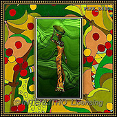 Kris, ETHNIC, paintings+++++,PLKKE430,#ethnic# Africa