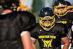 2012 Pre-Season Football: Mountain View High School