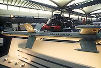 "- Naval Show in Genoa, anti-ship missile Mars ""Sea Killer""....- Mostra Navale di Genova, missile antinave Marte ""Sea Killer"""