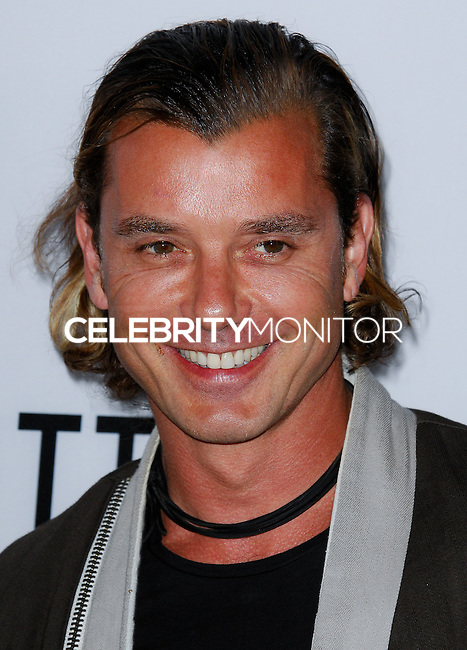 LOS ANGELES, CA - JUNE 04: Gavin Rossdale arrives at the 'The Bling Ring' - Los Angeles Premiere at Directors Guild Of America on June 4, 2013 in Los Angeles, California. (Photo by Celebrity Monitor)