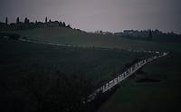 12th Strade Bianche 2018<br /> Siena > Siena: 184km (ITALY)