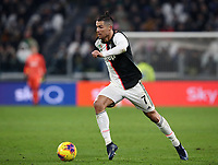 Calcio, Serie A: Juventus - Parma, Turin, Allianz Stadium, January 19, 2020.<br /> Juventus' Cristiano Ronaldo in action during the Italian Serie A football match between Juventus and Parma at the Allianz stadium in Turin, January 19, 2020.<br /> UPDATE IMAGES PRESS/Isabella Bonotto
