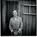 An old Swedish farmer. Europe before the euro.