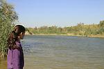 Shallaleh pool in the Besor region