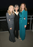 LOS ANGELES, CA - OCTOBER 6: Marlee Matlin, Jane Fonda And Dawn Hudson, at the 2021 WIF Honors Celebrating Trailblazers Of The New Normal at the Academy Museum of Motion Pictures in Los Angeles, California on October 6, 2021. <br /> CAP/MPIFS<br /> ©MPIFS/Capital Pictures