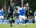 St Johnstone v Hibs …09.09.17… McDiarmid Park… SPFL<br />
