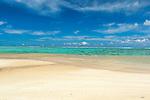 Beach on Rarotonga, Cook Islands