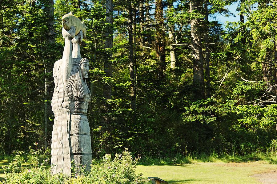 The Maiden of Deception Pass,  Deception Pass State Park, Washington, USA