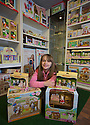 """30/04/16<br /> <br /> Freya Kirkpatrick.<br /> <br /> THERE'S a new toy shop in town and it's all thanks to an eight-year-old Clifton schoolgirl.<br /> MacLeods of Ashbourne, in Middle Cale just off St John Street, was officially opened by Freya Kirkpatrick on Saturday morning.<br /> Owner Barry Smith said he asked Freya to open the store as she was the one who convinced him that Ashbourne really needed a toy shop, after Lumbards in Victoria Square shut its doors last year.<br /> He said: """"I met Freya in the Smiths Tavern, when she was there with her mum, Jo Roberts, and dad, Rod Kirkpatrick.<br /> """"She started chatting to me about how sad she was that the only toy shop in town had closed because she had nowhere to buy her favourite Sylvanian Families characters.<br /> """"I mentioned that I was thinking of opening a new store in town, and by the end of our conversation she had totally convinced me to go for it and set up the toy shop.""""<br /> The 42-year-old had been looking for a new career after a serious accident ended his long-distance driving job.<br /> Barry, who lives in Ashbourne, has always had a passion for tanks, after spending four years as a trooper in the Royal Tank Regiment, and he said he enjoyed making model tanks in his spare time.<br /> """"I've always been fascinated by tanks, I used to play with them endlessly as a child and as soon as I was 16 I joined the army to learn how to drive them.<br /> """"So it seemed a logical move to open a shop which combined my love of tanks with something Ashbourne desperately needed, so half the store stocks hobby models including tanks, trains and aeroplanes and the other half has traditional kids toys,"""" he said.<br /> Brands sold include Sylvanian Families, Schleich animals, Siku cars and a variety of other games and toys, suitable for all ages.<br /> And Freya definitely approves. <br /> """"I'm really happy now,"""" she said.<br /> """"I was a bit nervous about cutting the ribbon, excited and nervous at the same time, but I d"""