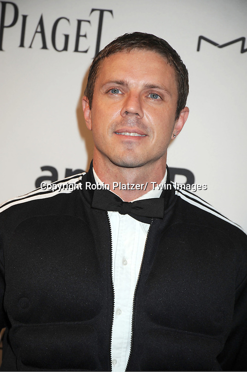 Jack Shear attends the amfAR Inspiration Gala on June 7, 2012 at The New YOrk Public Library in New York City. The honorees were Fergie and Robert Duffy/ Marc Jacobhs International and the Scissor Sisters performed.