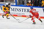 Eishockey: Deutschland – Tschechien am 01.05.2021 in der ARENA Nürnberger Versicherung in Nürnberg<br /> <br /> Deutschlands Daniel Schmölz (Nr.25) gegen Tschechiens Peter Koditek (Nr.88)<br /> <br /> Foto © Duckwitz/osnapix/PIX-Sportfotos *** Foto ist honorarpflichtig! *** Auf Anfrage in hoeherer Qualitaet/Aufloesung. Belegexemplar erbeten. Veroeffentlichung ausschliesslich fuer journalistisch-publizistische Zwecke. For editorial use only.