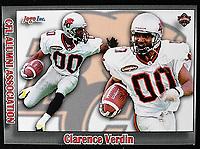 Clarence Verdin-JOGO Alumni cards-photo: Scott Grant