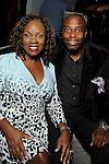 Sha and Rodney McCoy at the Married to Medicine Houston premier party at VrSi Thursday Nov. 10, 2016.(Dave Rossman photo)