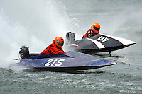 21-S and 13-V    (Runabout)