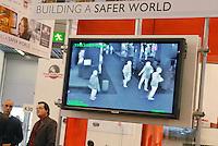 - Sicurtech, security and safety fair, video surveillance with thermal scanning camera....- Sicurtech, fiera della sicurezza, videosorveglianza con telecamera a scansione termica