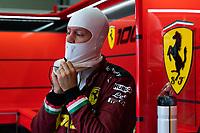 11th September 2020; Mugello race track, Scarperia e San Piero, Tuscany, Italy ; Formula 1 Grand Prix of Tuscany, Free practise; Grand Prix of Toscana, 5 Sebastian Vettel GER, Scuderia Ferrari Mission Winnow