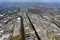 Gewerbegebiet Billbrook: EUROPA, DEUTSCHLAND, HAMBURG, (EUROPE, GERMANY), 01.05.2013: Gewerbegebiet Billbrook,  oestlich der Innestadt von Hamburg gelegen