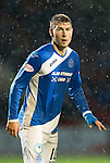 St Johnstone v Hearts…10.08.16..  McDiarmid Park…BetFred Cup<br />David Wotherspoon<br />Picture by Graeme Hart.<br />Copyright Perthshire Picture Agency<br />Tel: 01738 623350  Mobile: 07990 594431