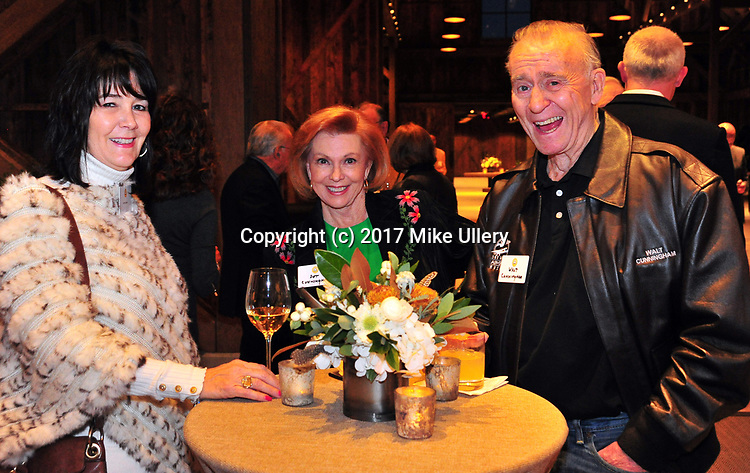 National Aviation Hall of Fame 2017 in Alliance, Texas. Friday evening reception