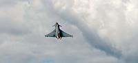 Eurofighter Typhoon at the Farnborough International Airshow ..