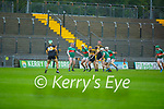 Action from Crotta O'Neills and Dr Crokes in the Senior County Hurling championship, round 2 game.