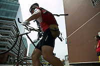 Bike Messengers' Compete in World Championships