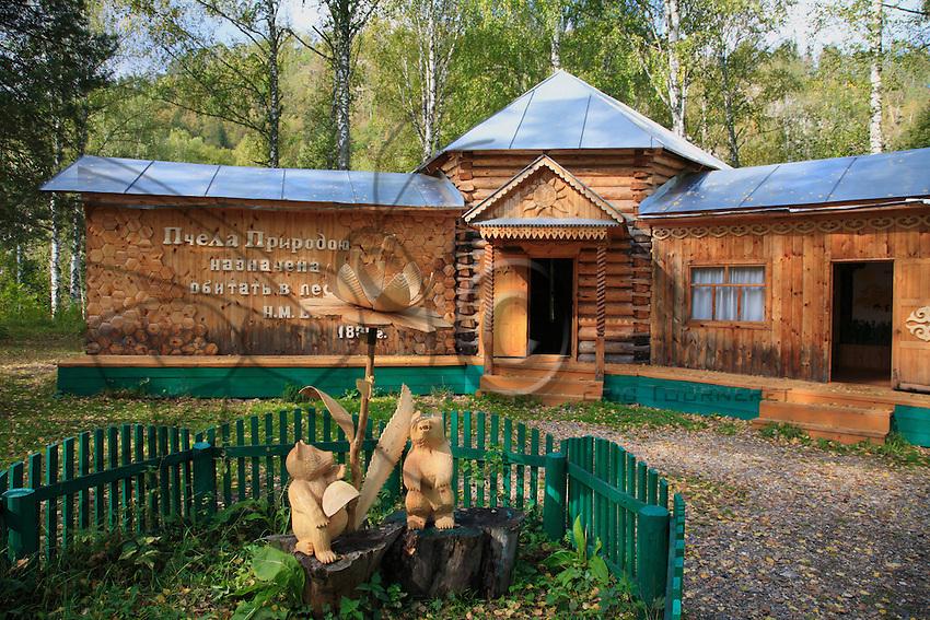The Shulgan Tash Reserve's apiculture museum recounts the life of the bortyevics.