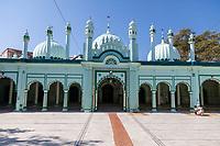 India, Dehradun.  Mosque in Central Dehradun.