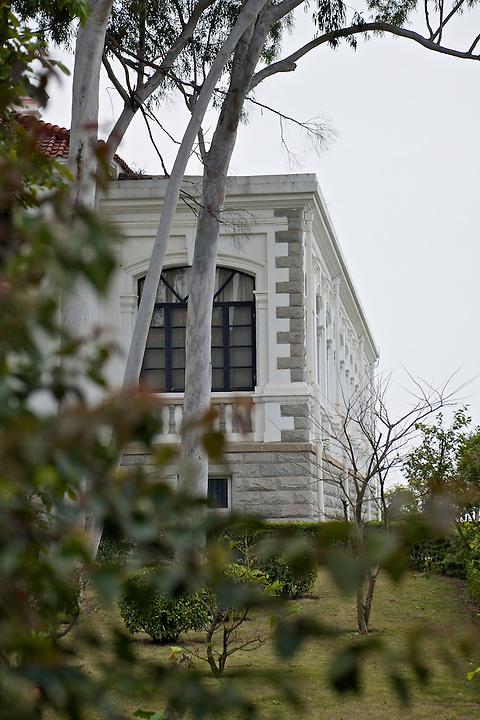 British Consular Residence, Gulangyu, Xiamen (Amoy).