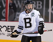 Jessica Bowen (Bowdoin - 16) - The Babson College Polar Bears defeated the Connecticut College Camels 3-0 on Thursday, January 12, 2017, at Fenway Park in Boston, Massachusetts.
