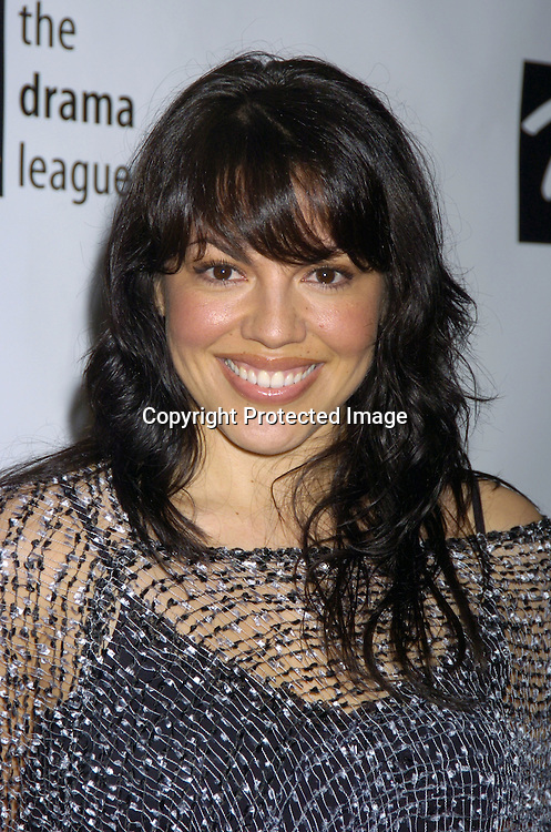 Sara Ramirez of Monty Pythons Spamalot..at the 71st Annual Drama League Awards Luncheon on ..May 13, 2005 at the Marriott Marquis Hotel. ..Photo by Robin Platzer, Twin Images