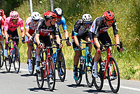 8th July 2021; Nimes, France; VAN MOER Brent (BEL) of LOTTO SOUDAL during stage 12 of the 108th edition of the 2021 Tour de France cycling race, a stage of 159,4 kms between Saint-Paul-Trois-Chateaux and Nimes.