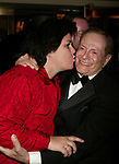 Rosie O'Donnell and Jerry Herman attending the Opening Night performance for' LA CAGE aux FOLLES 'at the Marquis Theatre in New York City.<br />December 9, 2004