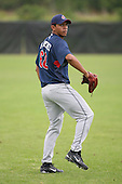 March 20th 2008:  Anillins Martinez of the Cleveland Indians minor league system during Spring Training at Chain of Lakes Training Complex in Winter Haven, FL.  Photo by:  Mike Janes/Four Seam Images