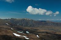 Sgoran Dubh Mor from Sron na Lairige, Braeriach, Cairngorm National Park