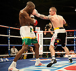 Braehead Boxing - Getty Images 11/03/12