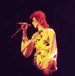 David Bowie 1973.© Chris Walter.