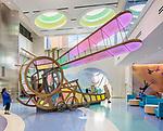 Dayton Children's Hospital Bed Tower | FKP Architects