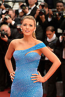 """FRA: """"THE BFG"""" Red Carpet- The 69th Annual Cannes Film Festival - Blake Lively attend """"THE BFG"""". Red Carpet during The 69th Annual Cannes Film Festival on May 14, 2016 in Cannes, France."""