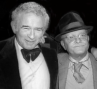 Norman Mailer Truman Capote Undated<br /> Photo By Adam Scull/PHOTOlink.net