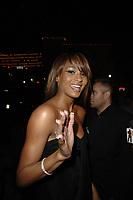 MIAMI BEACH - FL  OCTOBER 30, 2007: R&B songstress Ciara (AKA Ciara Princess Harris)  arrives at Cameo Nightclub in Miami Beach to celebrates her 22nd birthday.  <br /> <br /> People:  Ciara