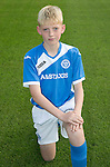 St Johnstone Academy Under 13's…2016-17<br />Logan Young<br />Picture by Graeme Hart.<br />Copyright Perthshire Picture Agency<br />Tel: 01738 623350  Mobile: 07990 594431