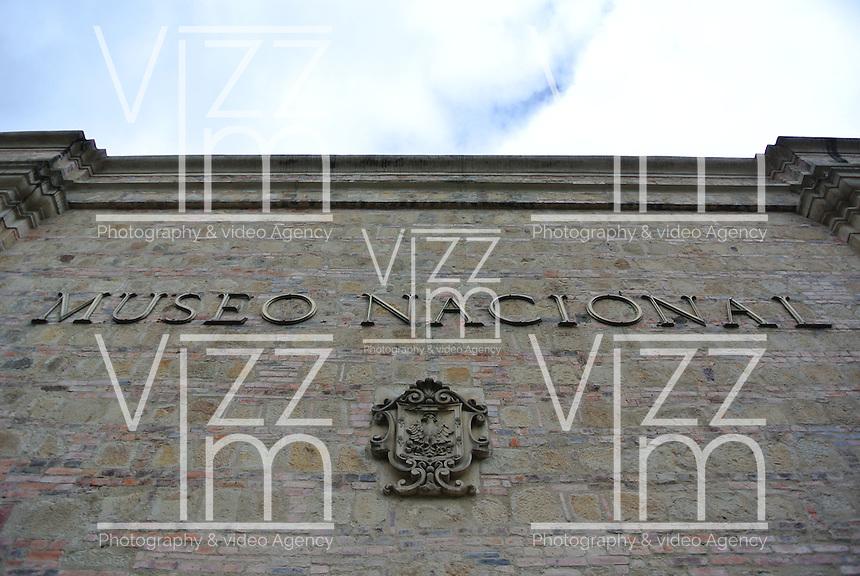 BOGOTÁ -COLOMBIA. Museo Nacional en la ciudad de Bogota, Colombia./ Museo Nacional in Bogota, Colombia. Photo: VizzorImage/ Str