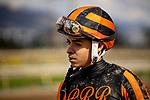 MAR 07: Jean C Diaz at Santa Anita Park in Arcadia, California on March 7, 2020. Evers/Eclipse Sportswire/CSM