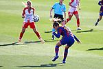 Liga IBERDROLA 2020-2021. Jornada: 10<br /> FC Barcelona vs Santa Teresa: 9-0.<br /> Patri Guijarro.