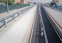 view from the bridge<br /> <br /> 98th Milano - Torino 2017 (ITA) 186km