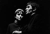 1968 03 ENT - L EXECUTION au RIDEAU VERT - BLAIS Marie-Claire