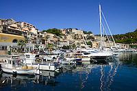 SPANIEN  Mallorca, Soller port