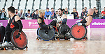 Trevor Hirschfield, Zak Madell, Lima 2019 - Wheelchair Rugby // Rugby en fauteuil roulant.<br />